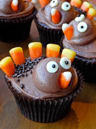 turkey cupcakes the dessert chronicles