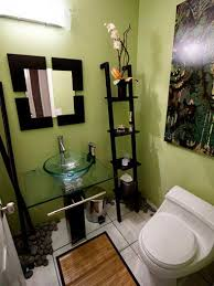 ideas on how to decorate a bathroom diy network offers some great small bathroom decorating ideas in