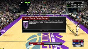 Brick Wall by How To Get Brick Wall Gold U0026 Hall Of Fame In Nba2k17 Badge