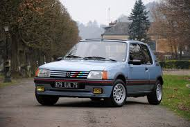 peugeot gti 1980 1984 peugeot 205 gti related infomation specifications weili