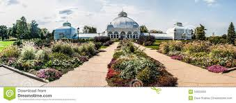 Botanical Garden Buffalo Buffalo Botanical Gardens Stock Image Image Of Clear 34002563