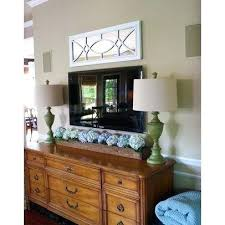 console table under tv table under mounted tv macky co