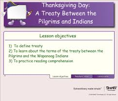smart exchange usa thanksgiving day a treaty between the