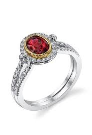ruby engagement ring ruby engagement rings brides