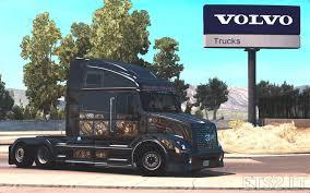 volvo truck dealers uk volvo vnl670 v1 5 1 by aradeth ets 2 mods