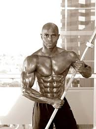 top fitness model obi obadike will be the character tattooed man