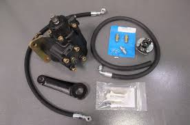 Old Ford Truck Kits - power steering for straight axles rod network