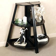 ladder shelves style ikea diy leaning shelf with desk