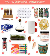 gifts for mothers 10 stylish and affordable gift ideas for s day curbly