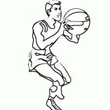 basketball coloring pages nba basketball and basket in nba coloring page color luna