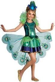 Walmart Halloween Costumes Girls Partybell Peacock Child Costume Kids Costumes