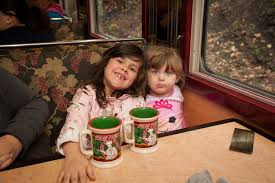 polar express train ride in upstate ny the luxury spot