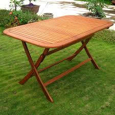 Wooden Folding Dining Table Folding Patio Dining Table Folding Patio Table For Outdoor