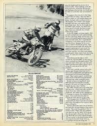 suzuki rm rmx motocrossers