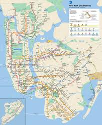 New York Attractions Map Map Of 5 Boroughs My Blog
