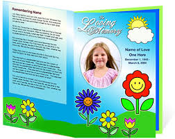 Programs For Funeral Services New Funeral Program Customization Services Create Lasting