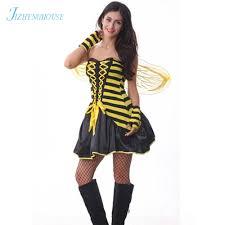 Chica Halloween Costume Compra Halloween Traje Abeja Al Por Mayor China
