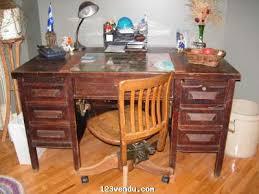 bureau de travail à vendre ancien bureau de travail à vendre annonces classées 123vendu com