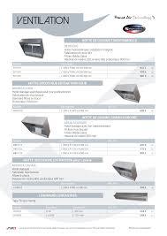 ventilation cuisine professionnelle matériel de ventilation professionnel hotte de cuisine