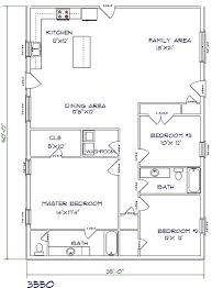 Barndominium Floor Plans Texas 7 30 Barndominium Floor Plans For Different Purpose Barn Home