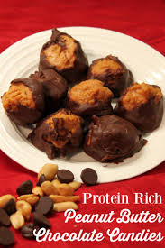new year chocolate new year new you protein rich peanut butter chocolate candies
