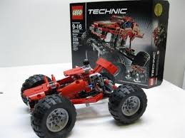 lego technic 42005 model super buggy review