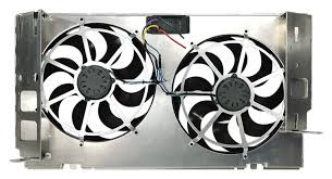 flex a lite electric fan kit flex a lite automotive direct fit dual electric fans for 94 02