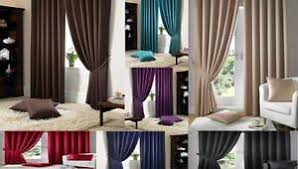 Modern Pattern Curtains Plain Modern Pattern Curtains Fully Lined Pencil Pleat Free Tie