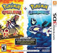 amazon black friday codes 2014 amazon com pokemon omega ruby and pokemon alpha sapphire dual