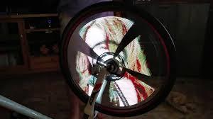 Monkey Bike Lights Worlds Most Powerful Led Bike Wheel Light 416 Led Bike Wheel