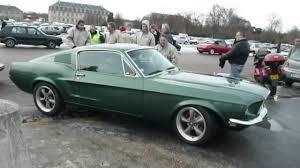 rims for 1968 mustang 1968 1967 ford mustang fastback bullitt