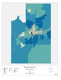 Spokane Wa Map Gis Mapping Spectranet