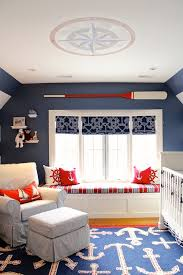 chicago nursery themes for beach style with windows transitional