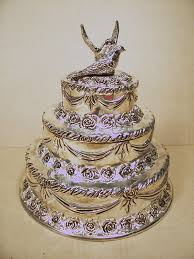 wedding cake jewelry silver sentiments silver dove wedding cake topper