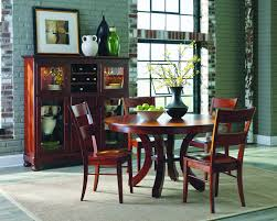 palettes by winesburg dining room portland pedestal base p1w