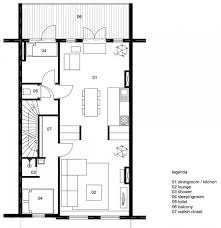Apartment Plan Contemporary Dutch Apartment Renovation By Global Architects