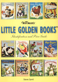 collecting golden books