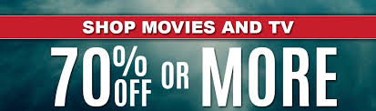 70 or more movies sale on deepdiscount