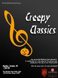 Harbor Light Center Creepy Classics The Salvation Army Metropolitan Division Music