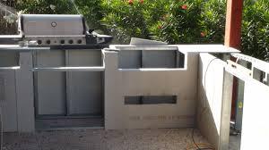 outdoor kitchen modern modular outdoor kitchen kits crafts home