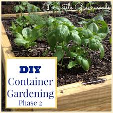 Free Vegetable Garden Planner Online by Diy Container Garden Planning And Planting
