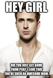 Ryan Gosling Meme Hey Girl - ryan gosling meme imgflip
