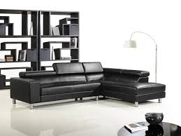 Black Leather Sofa With Chaise Cow Real Genuine Leather Sofa Set Living Room Sofa Sectional