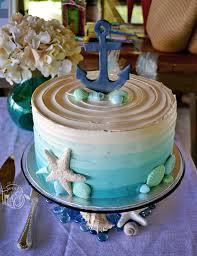 nautical cake nautical baby shower cake baby showers ideas