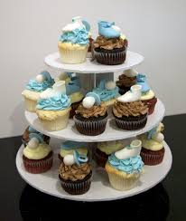 baby shower cakes baby shower boy cupcakes recipes