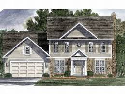 colonial home colonial house plans the house plan shop