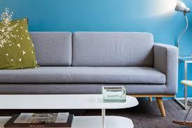canapé confortable design quelle densité pour un canapé confortable