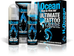 amazon com h2ocean ultimate tattoo care kit 6 2 ounce