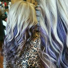 best 25 purple peekaboo hair ideas on pinterest peekaboo hair