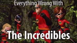 The Incredibles Family Halloween Costumes by Everything Wrong With The Incredibles In 10 Minutes Or Less Youtube